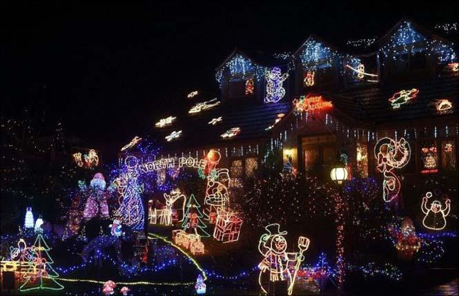 Ίσως η πιο χριστουγεννιάτικη γειτονιά στον κόσμο (7)