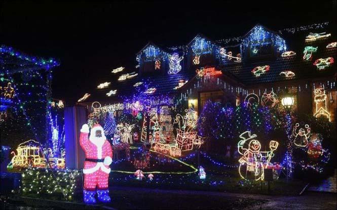 Ίσως η πιο χριστουγεννιάτικη γειτονιά στον κόσμο (8)