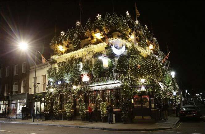 Ίσως η πιο χριστουγεννιάτικη γειτονιά στον κόσμο (9)
