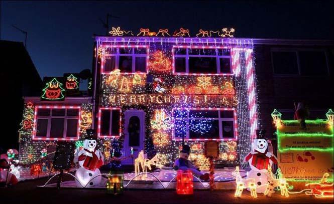 Ίσως η πιο χριστουγεννιάτικη γειτονιά στον κόσμο (11)