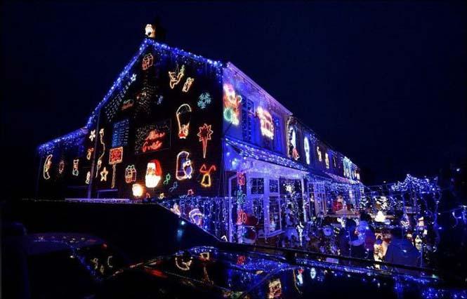 Ίσως η πιο χριστουγεννιάτικη γειτονιά στον κόσμο (12)