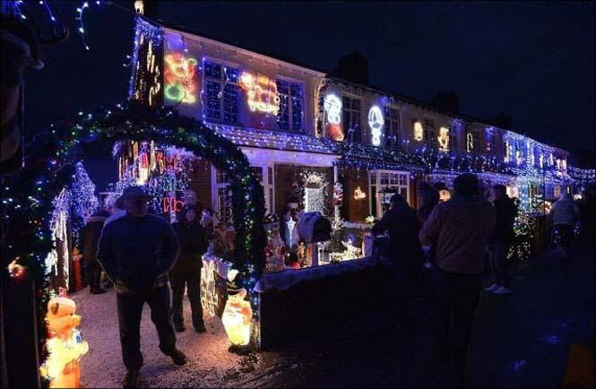 Ίσως η πιο χριστουγεννιάτικη γειτονιά στον κόσμο (13)