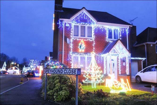Ίσως η πιο χριστουγεννιάτικη γειτονιά στον κόσμο (16)