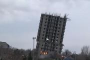 Το κτήριο που... αρνιόταν να πέσει!