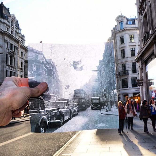 Λονδίνο: Τότε και τώρα (1)