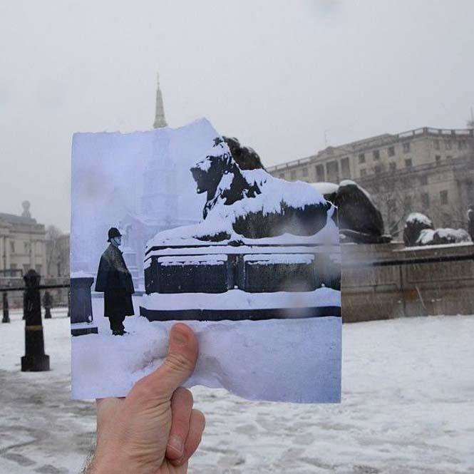 Λονδίνο: Τότε και τώρα (2)