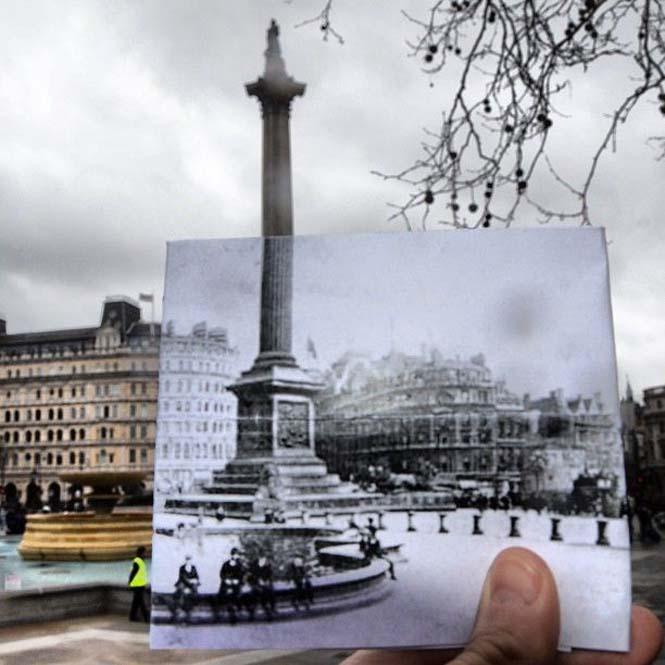 Λονδίνο: Τότε και τώρα (3)