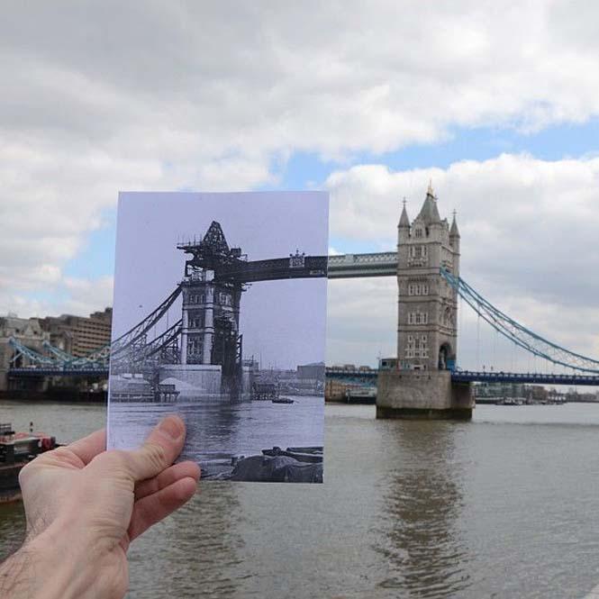 Λονδίνο: Τότε και τώρα (4)