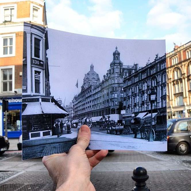 Λονδίνο: Τότε και τώρα (5)