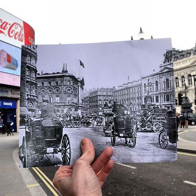 Λονδίνο: Τότε και τώρα (6)