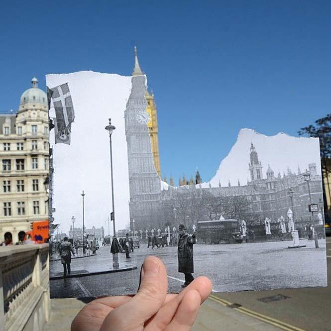 Λονδίνο: Τότε και τώρα (7)