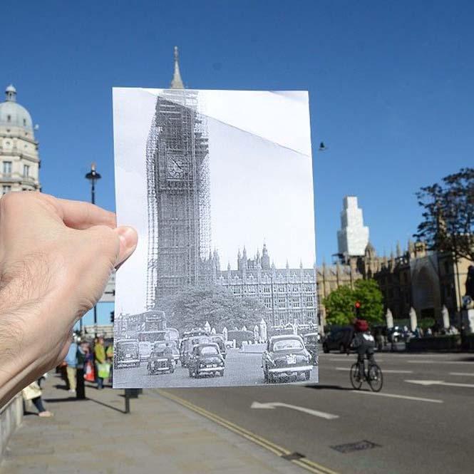 Λονδίνο: Τότε και τώρα (8)