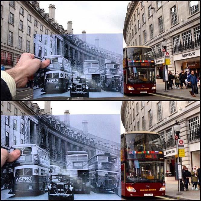Λονδίνο: Τότε και τώρα (9)