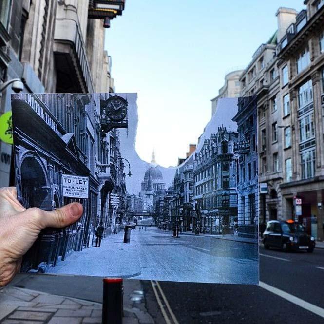 Λονδίνο: Τότε και τώρα (10)