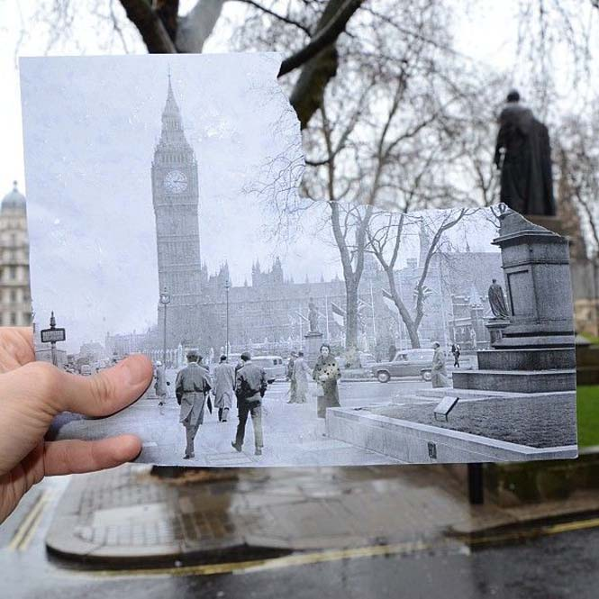 Λονδίνο: Τότε και τώρα (12)