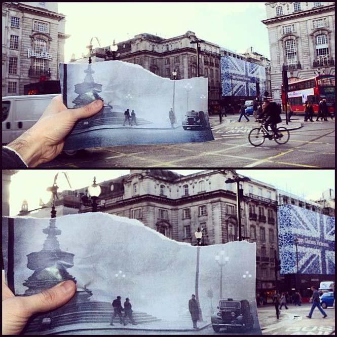 Λονδίνο: Τότε και τώρα (14)