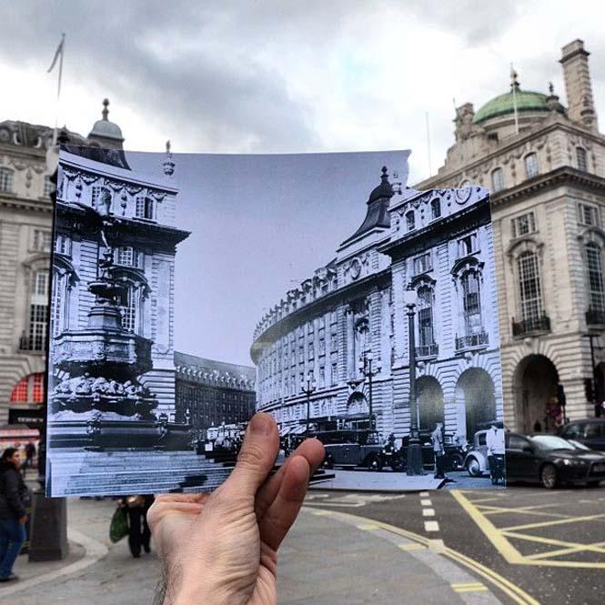Λονδίνο: Τότε και τώρα (16)