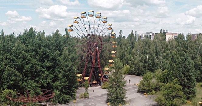 Μια ματιά στο Τσερνόμπιλ σήμερα (1)