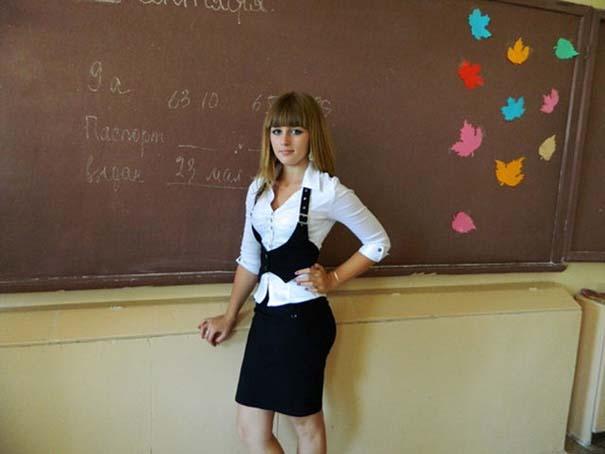 Μην σας ξεγελάει το αγγελικό πρόσωπο αυτής της κοπέλας... (1)