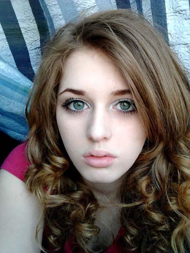 Μην σας ξεγελάει το αγγελικό πρόσωπο αυτής της κοπέλας... (3)