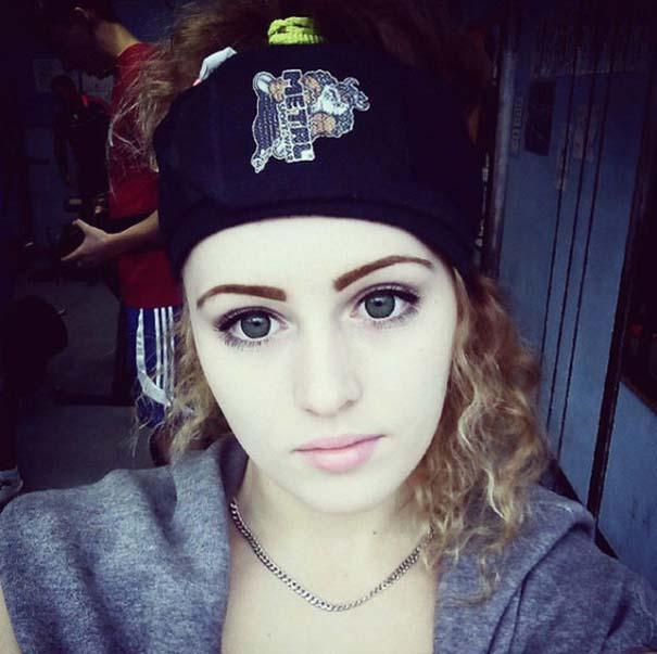 Μην σας ξεγελάει το αγγελικό πρόσωπο αυτής της κοπέλας... (28)