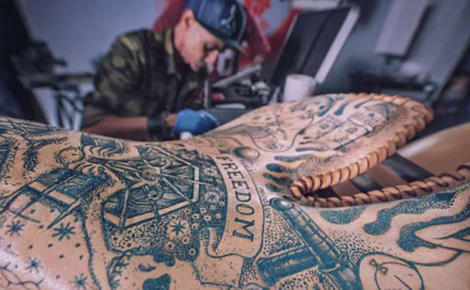 Μοτοσυκλέτα με τατουάζ (14)