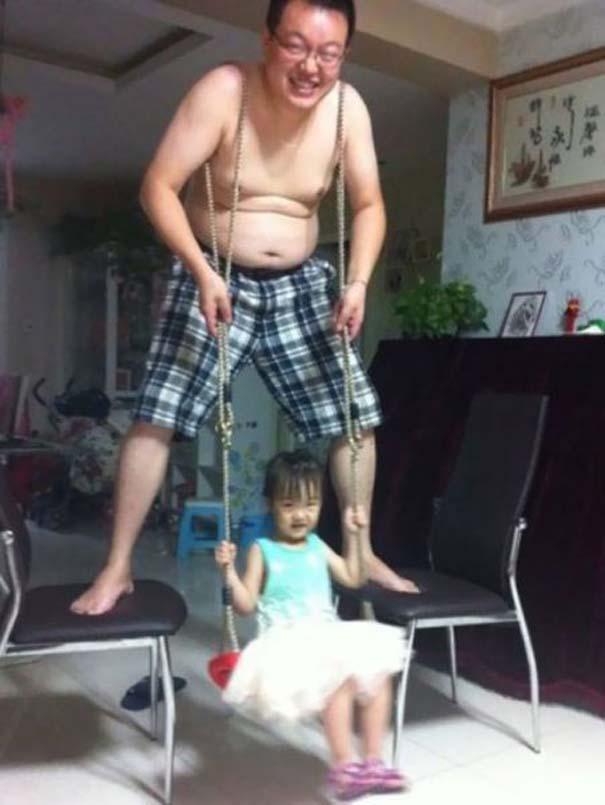Μπαμπάδες που... έχουν τον τρόπο τους! (10)