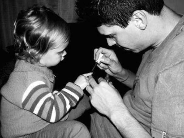 Μπαμπάδες που... έχουν τον τρόπο τους! (17)