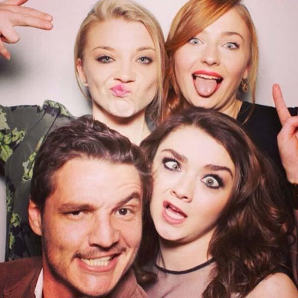 Όταν οι σταρ του Game Of Thrones διασκεδάζουν (13)