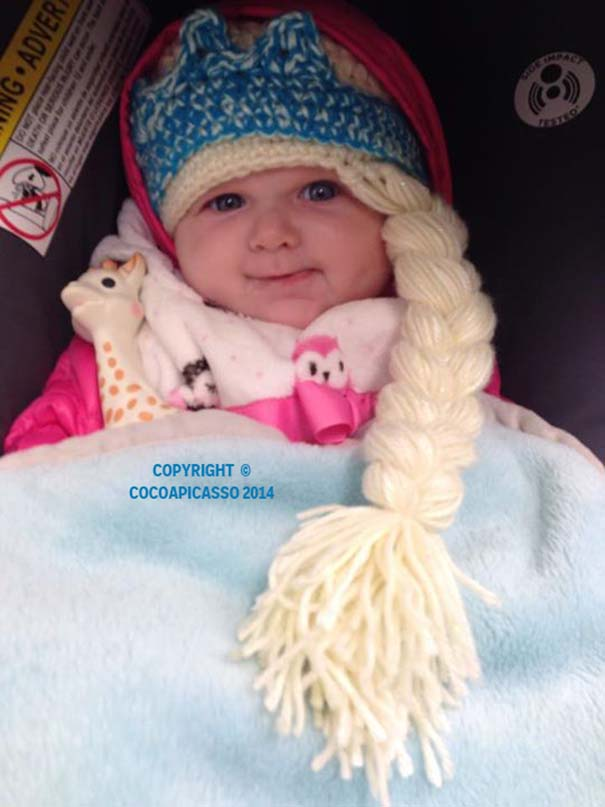 Παράξενα καπέλα και σκούφοι για τον Χειμώνα (2)