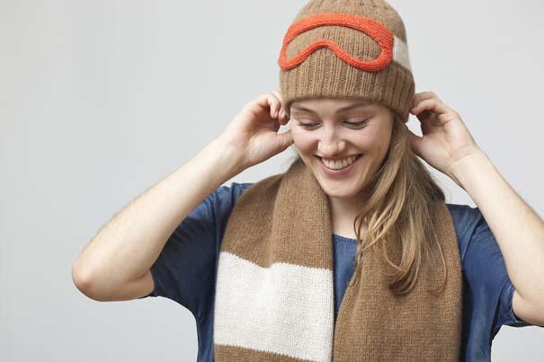 Παράξενα καπέλα και σκούφοι για τον Χειμώνα (4)
