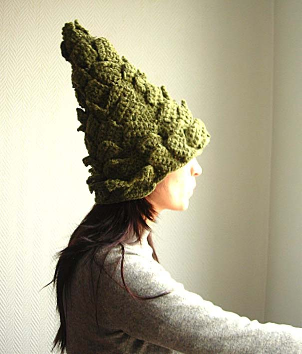 Παράξενα καπέλα και σκούφοι για τον Χειμώνα (6)