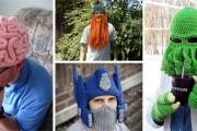 Παράξενα καπέλα και σκούφοι για τον Χειμώνα