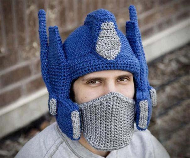 Παράξενα καπέλα και σκούφοι για τον Χειμώνα (19)