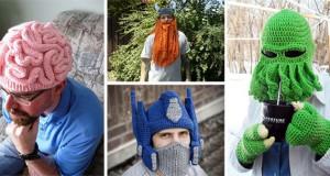 22 παράξενα καπέλα και σκούφοι για τον Χειμώνα