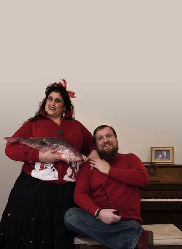 30 από τις πιο περίεργες χριστουγεννιάτικες οικογενειακές φωτογραφίες (3)
