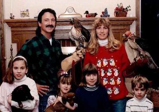 30 από τις πιο περίεργες χριστουγεννιάτικες οικογενειακές φωτογραφίες (6)
