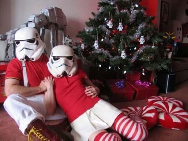 30 από τις πιο περίεργες χριστουγεννιάτικες οικογενειακές φωτογραφίες (9)