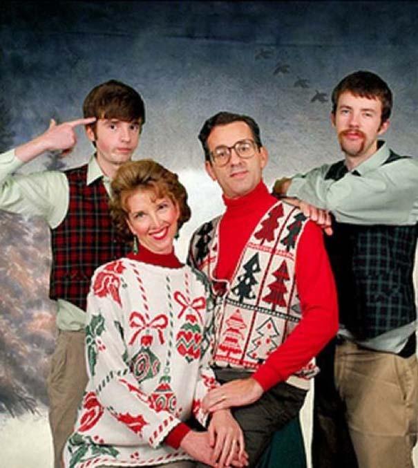 30 από τις πιο περίεργες χριστουγεννιάτικες οικογενειακές φωτογραφίες (13)