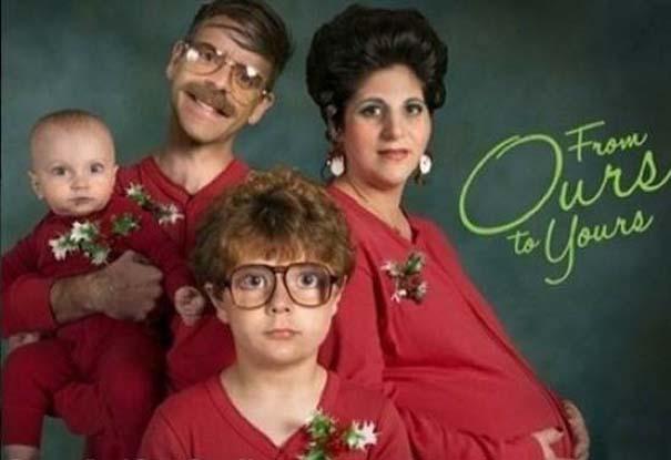 30 από τις πιο περίεργες χριστουγεννιάτικες οικογενειακές φωτογραφίες (16)