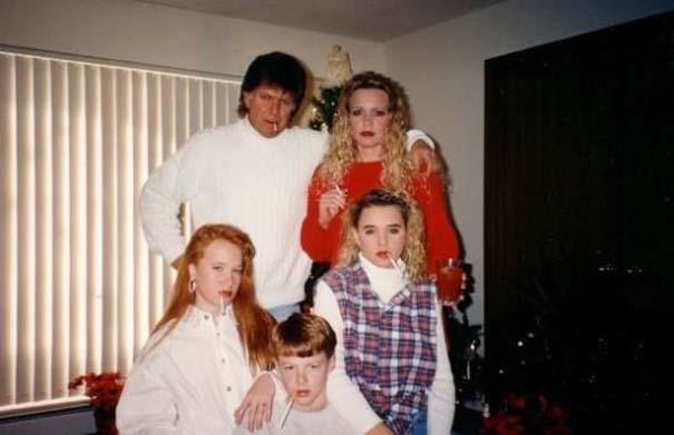 30 από τις πιο περίεργες χριστουγεννιάτικες οικογενειακές φωτογραφίες (22)