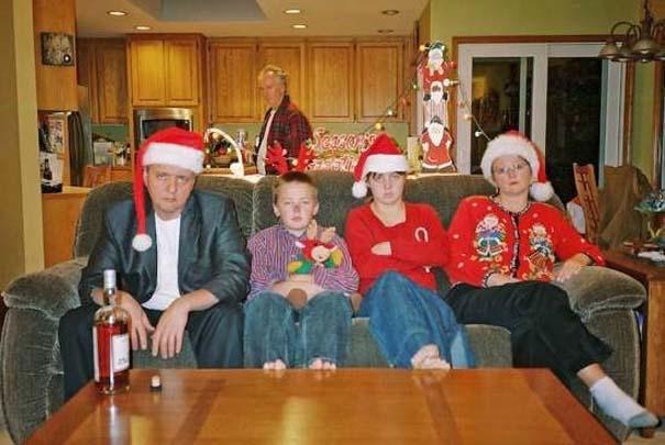 30 από τις πιο περίεργες χριστουγεννιάτικες οικογενειακές φωτογραφίες (26)