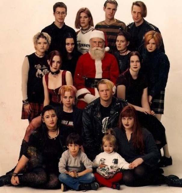30 από τις πιο περίεργες χριστουγεννιάτικες οικογενειακές φωτογραφίες (27)