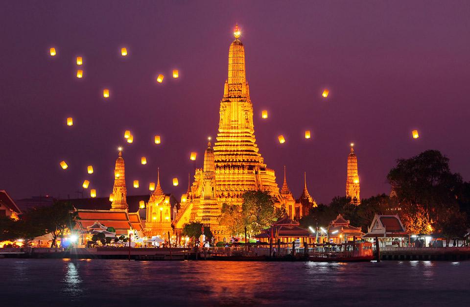Ο ναός Wat Arun στην Ταϊλάνδη | Φωτογραφία της ημέρας