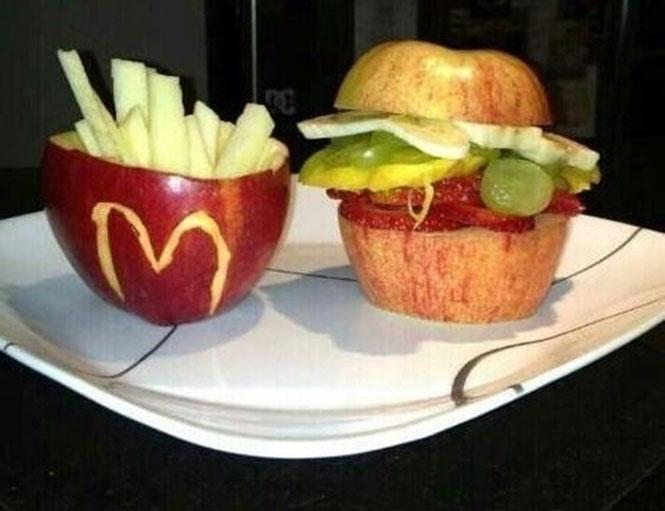 Το πιο υγιεινό γεύμα Fast Food που έχετε δει | Φωτογραφία της ημέρας