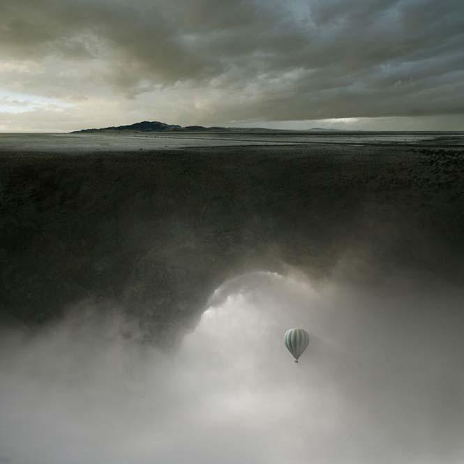 Πολωνός καλλιτέχνης δημιουργεί εντυπωσιακούς σουρεαλιστικούς κόσμους (7)