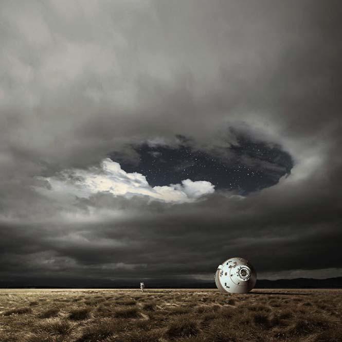 Πολωνός καλλιτέχνης δημιουργεί εντυπωσιακούς σουρεαλιστικούς κόσμους (12)