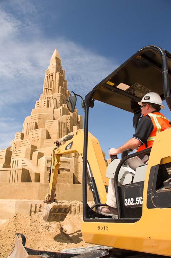 Το ψηλότερο κάστρο του κόσμου στην άμμο (3)