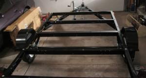 Βήμα βήμα η κατασκευή ενός εντυπωσιακού μικρού τροχόσπιτου
