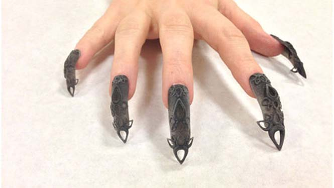3D εκτυπωμένα νύχια (3)